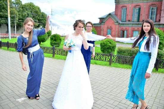 Свадебное платье в Ярославле Фото 1