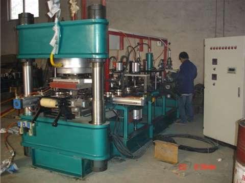 Поставка оборудования по производству шлифовальных и отрезных кругов