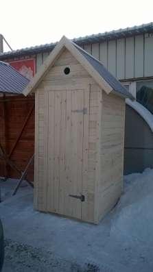Туалетный домик, садовая мебель, беседка, конура