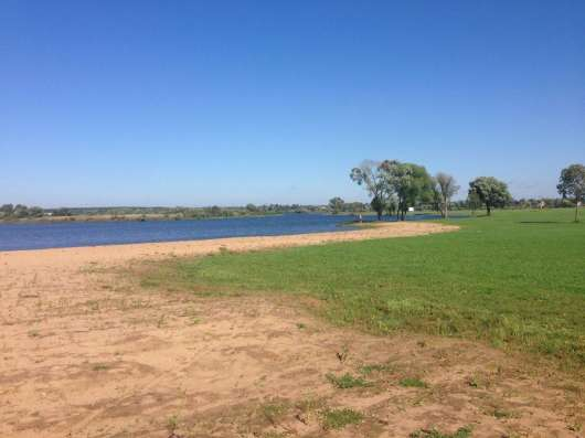 Участок на 1 береговой линии р. Волга, д. Отроковичи