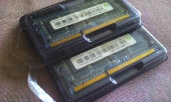 Опер. память для ноутбука (DDR3 1333 МГц)2Гб-2шт