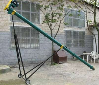 Шнековый транспортер зерна д.150/200/300