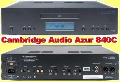 Cambridge Audio Azur 840C -проигрыватель