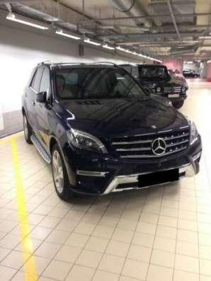 внедорожник Mercedes ML 350