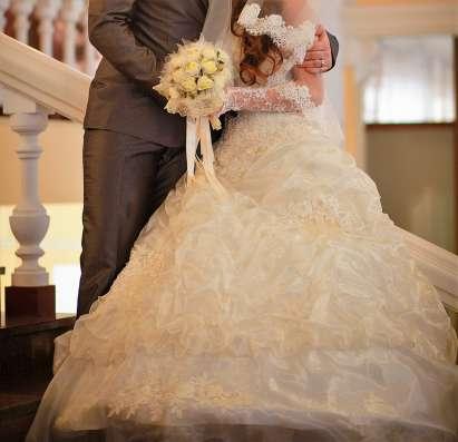 Свадебное платье в Омске Фото 1