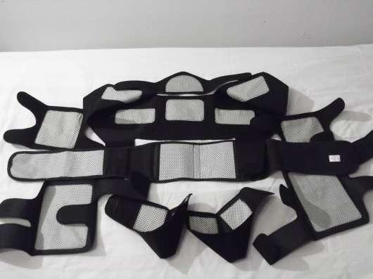 Продам комплект согревающих поясов и накладок с турмалином