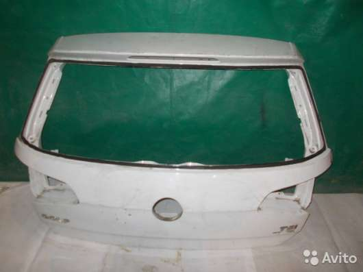 Крышка багажника на Volkswagen Golf 7