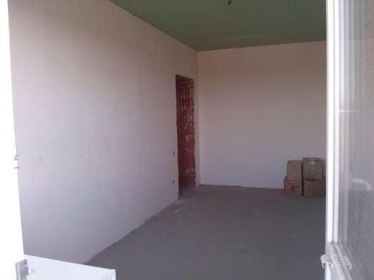 Двухкомнатная квартира в новом доме под самоотделку