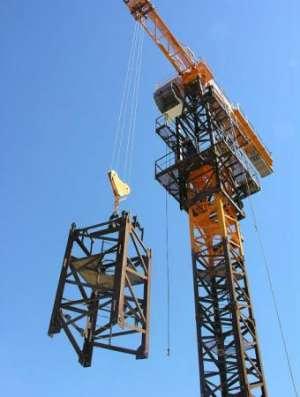 Монтаж, демонтаж и обслуживание башенных, гусеничных,  козловых и мостовых кранов