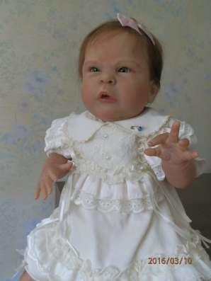 В продаже! Кукла Реборн Джуна в Тюмени Фото 2