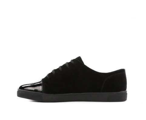 Ботинки замшевые Calvin Klein