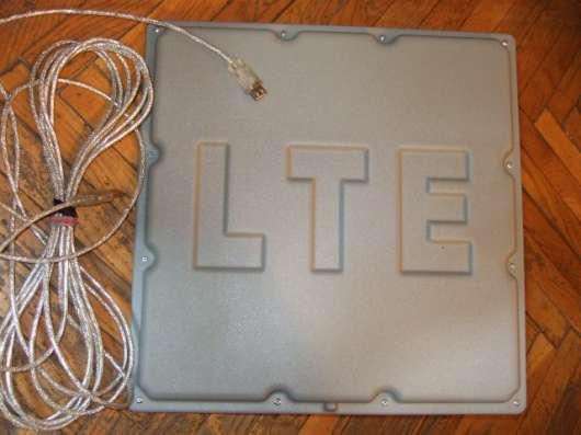 Универсальная антенна 4G LTE (MIMO, 2x20 Дб)