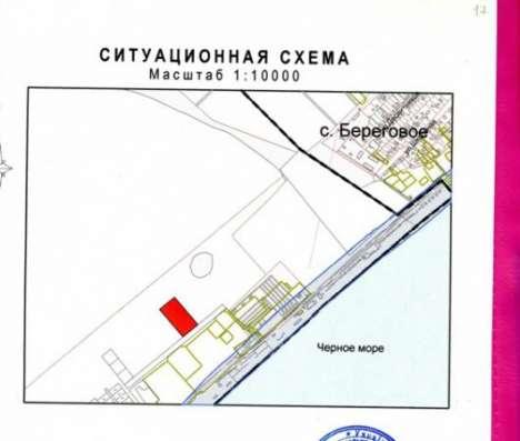 Земельный участок возле Черного моря под базу отдыха