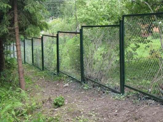 Секции заборные в Белгороде Фото 1