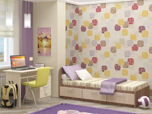 Кровать Юниор 5
