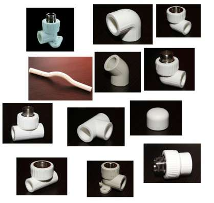 Трубы полипропиленовые для холодной и горячей воды
