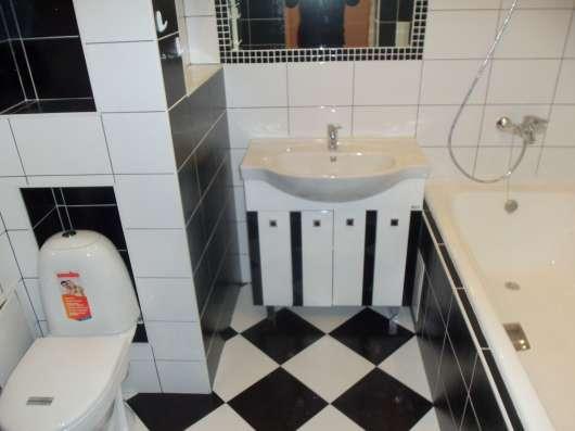 Укладка кафеля. Ванная комната под ключ