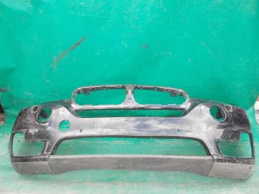 Передний бампер BMW X5 E70 оригинал