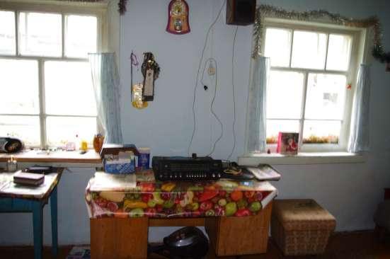 Квартира в деревянном доме Горный Алтай пос. Акташ