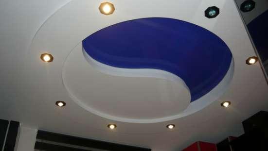 Комбенированый потолок