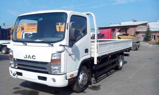 Бортовой грузовик JAC 721