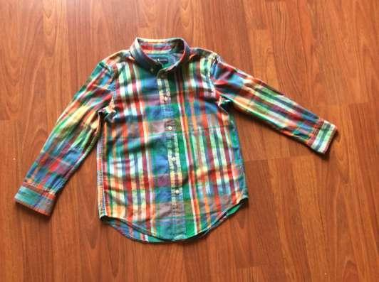 Рубашка Ralph Lauren на рост 122-128 см