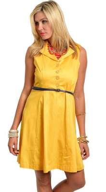 Модные летние платья оптом из Америки по низким ценам в Москве Фото 4