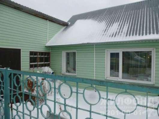 часть дома, Новосибирск, Новоалтайская, 96 кв.м. Фото 4