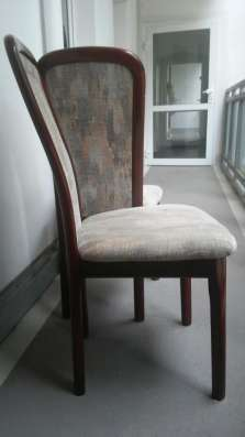 2 Stühle 40 Euro aus Kischbaum