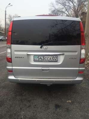 Продажа авто, Mercedes-Benz, Viano, Автомат с пробегом 200000 км, в г.Алматы Фото 1