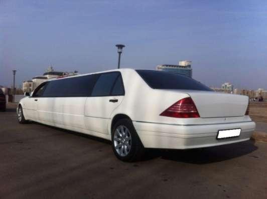 Прокат лимузина MB S-class W140 и MB G-class G63 AMG в Астане.