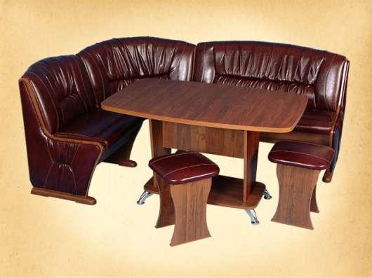 Мебель для кухни: гарнитуры, уголки