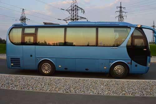 Аренда автобуса 29 мест Днепр, Украина и СНГ