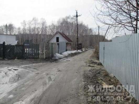 дом, Новосибирск, Лужниковская, 47 кв.м. Фото 2