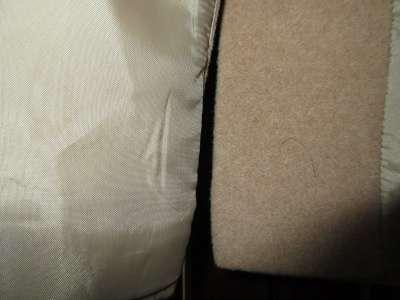 Пальто кожа демисезонное, р. 44 в Хабаровске Фото 1