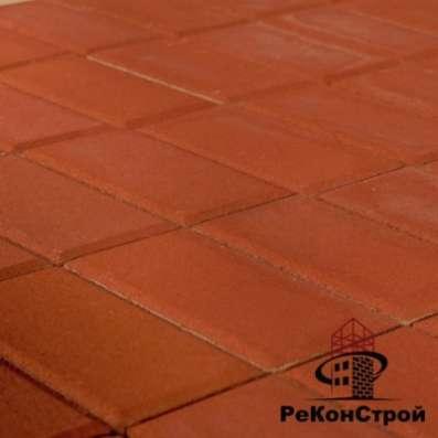 Плитка тротуарная, Прямоугольник в Белгороде Фото 2