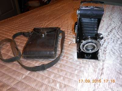 фотоаппарат AGFA BILLY COMPUR