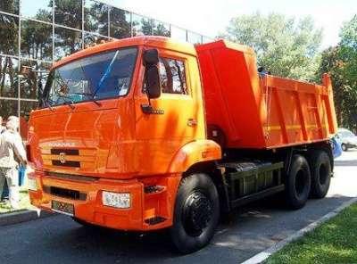 грузовой автомобиль КАМАЗ 65115