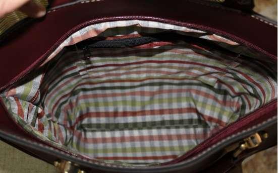 Вместительная модная сумка в г. Киев Фото 2