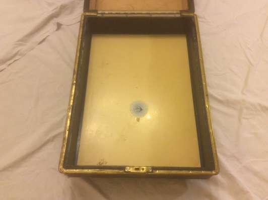 Ящик старинный от патефона в Москве Фото 1