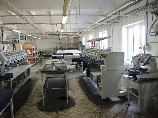 Продам швейную фабрику в Серпухове, Московская обл