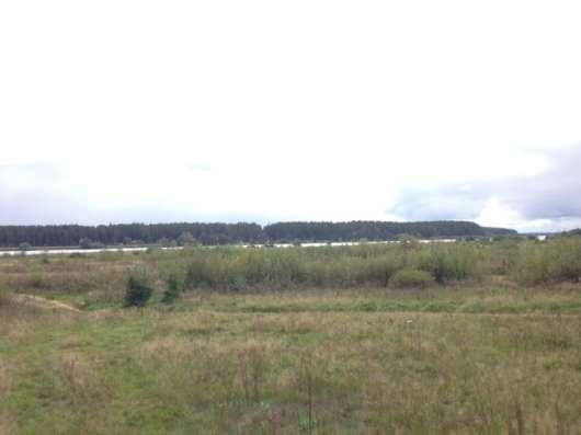 Участок на 1 береговой линии р. Волга, д. Ушаковка в г. Кимры Фото 4