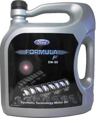 Масло моторное Ford Fomula F 5W30 синтетика 5литров