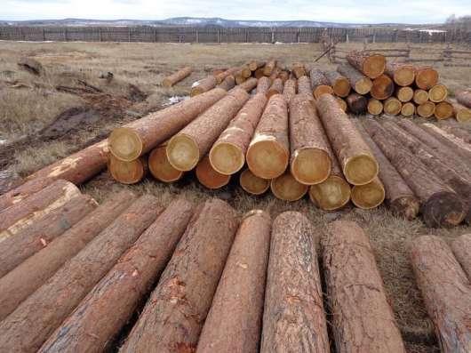 Продам лес кругляк-береза, сосна, ель и тд в Екатеринбурге Фото 1
