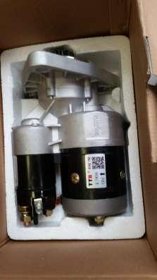 Стартер 12В для МТЗ с редуктором 2.7 KW 9142780