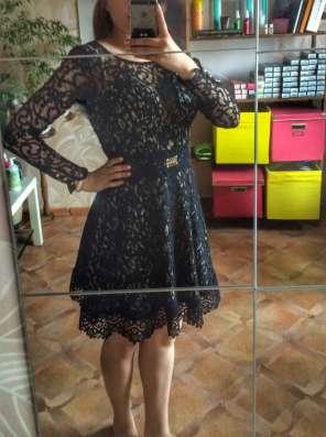 Итальянское платье w les femmes