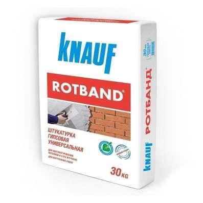 Knauf ROTBAND, 30кг
