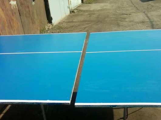 Теннисный стол в Санкт-Петербурге Фото 1