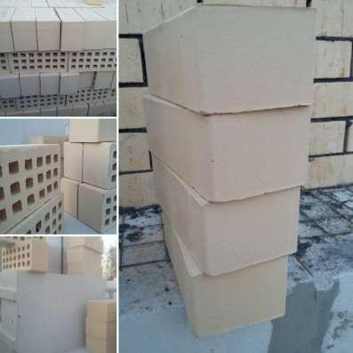 Кирпич облицовочный керамический в Челябинске Фото 1