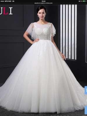 Свадедлбные платья в Химках Фото 2
